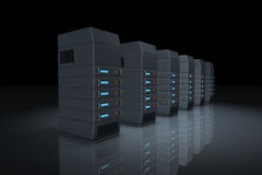 Network server Stock Photos