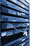 Network server Royalty Free Stock Photo