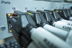 Network. A network server Stock Photos