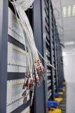 Network server room Royalty Free Stock Photos