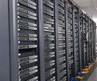 Free Network Server Room Stock Photo - 17435210
