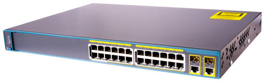 Network switch Royalty Free Stock Photography
