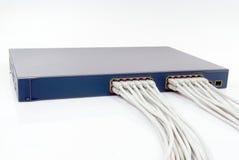 Network Switch Stock Photo