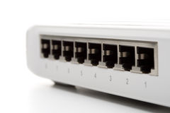 Network switch Royalty Free Stock Image