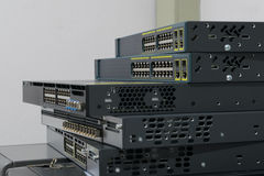 Network switch HUB Stock Photography
