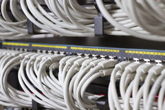 Network Switches Royalty Free Stock Image