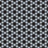 Network texture. Metal effect, black vector illustration