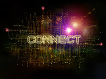 Network World Stock Image