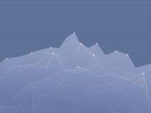 Networkdata Lizenzfreie Abbildung