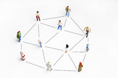 Networking Royalty Free Stock Image