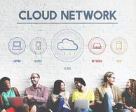 Networking Communication Connection Share Ideas Concept Royalty Free Stock Photos