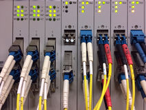 Networking equipment stock photography