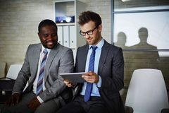 Networking in group Stock Photos