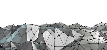 Networking i internetów Sieć concept Zdjęcia Stock