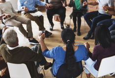 Networking Seminar Meet Ups Concept. Peopple Networking Seminar Meet Ups Concept Stock Image