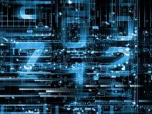 networking technologia Zdjęcie Royalty Free