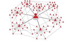networking2 κοινωνικός Στοκ εικόνα με δικαίωμα ελεύθερης χρήσης