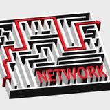 Netz Lizenzfreie Stockbilder