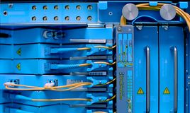 Netz-Ausrüstung Lizenzfreies Stockfoto