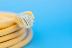 Netz-Kabel stockbild