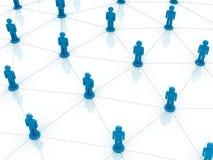 Netz-Konzept Stockbilder