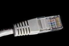 Netz schließen schwarzen Hintergrund an lizenzfreie stockfotografie