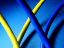 Netz-Seilzug Stockbild
