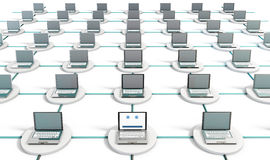 Netz-Sicherheit Stockbilder