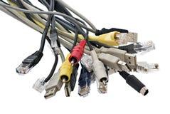 Netz-Verbinder lizenzfreies stockbild