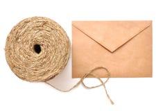 Netzkabel- und Pfostenpaket lizenzfreie stockbilder