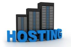 Netzwerk-Server Lizenzfreies Stockfoto