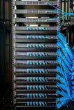 Netzwerk-System Stockfoto