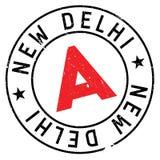 Neu-Delhi Gummischmutz Lizenzfreie Stockfotos