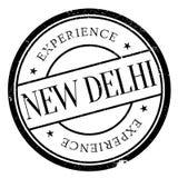 Neu-Delhi Gummischmutz Lizenzfreie Stockbilder