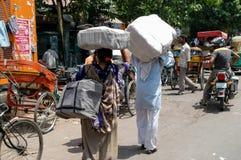 Neu-Delhi, Indien Stockbild