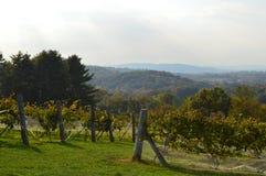 Neu-England Hügel Lizenzfreies Stockfoto