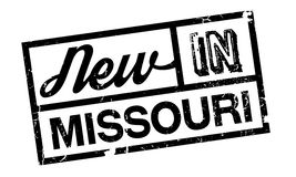 Neu in Missouri-Stempel Stockfotos