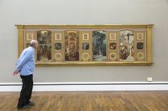 Neu Pinakothek in Munich Stock Photos