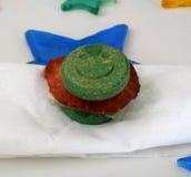 Neu's birthday cake Royalty Free Stock Photos