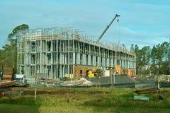 Neubau Lizenzfreies Stockbild