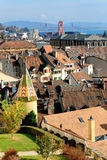 Neuchatel city, Switzerland Stock Images