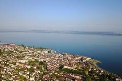 Neuchatel, Suíça Imagem de Stock