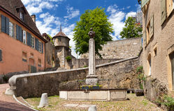 Neuchatel, Switzerland Imagem de Stock Royalty Free