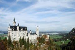 Neuchwanstein Castle, Germany royalty free stock photos
