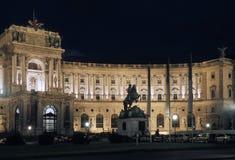 Neue城镇,维也纳 免版税库存图片