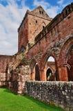 Neue Abtei, Schottland Lizenzfreies Stockfoto