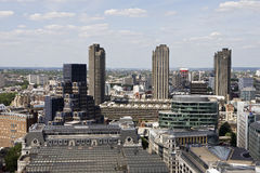 Neue Architektur von London Großbritannien Europa Stockfoto