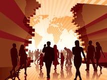 Neue bessere Welt Lizenzfreies Stockfoto