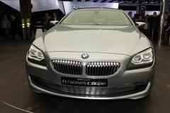 Neue BMW 6 Serien-Kupee Lizenzfreie Stockfotografie