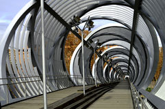 Neue Brücke Stockfoto